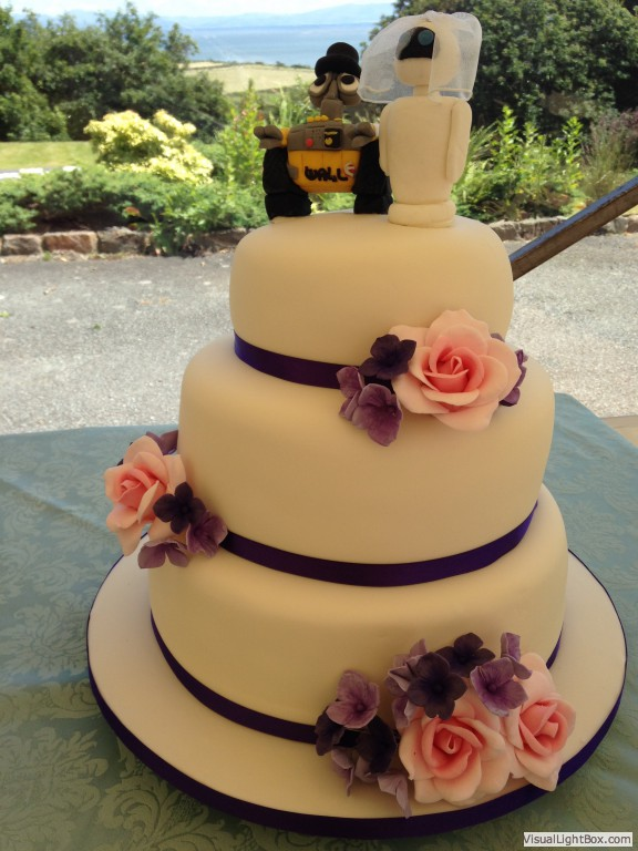 wedding cakes makers south wales wedding cakes celebration cakes gwynedd wales 24970
