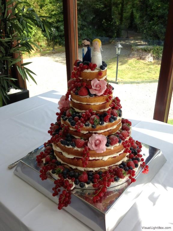 Wedding Cakes Gwynedd