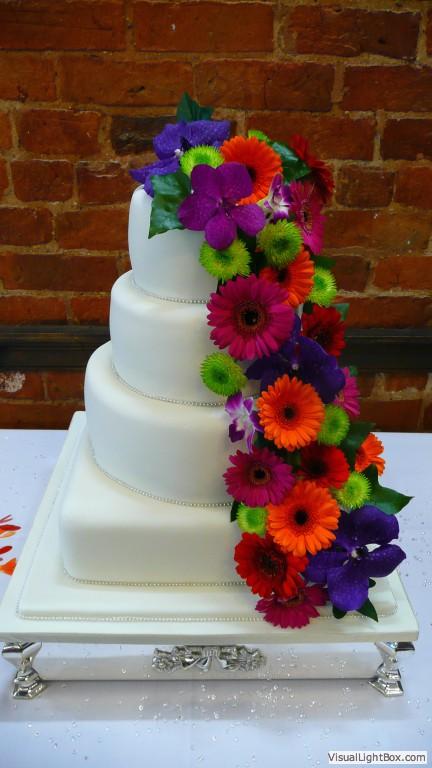 Wedding cakes bangor wales